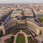Что посмотреть в Санкт-Петербурге с высоты